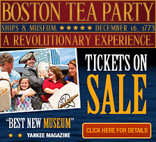boston tea party ships and museum tickets on sale now