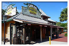 exterior of gator bobs store