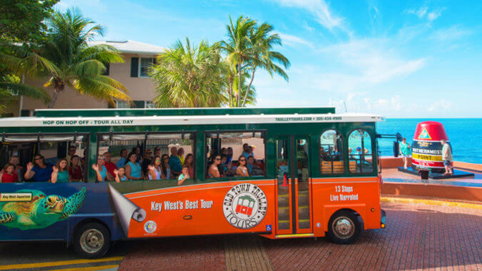 Old Town Trolley Tour in Key West