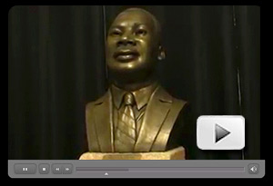 Martin Luther King Jr. Bust Video