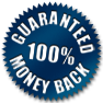 100% money back seal