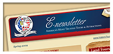 E-newsletter header