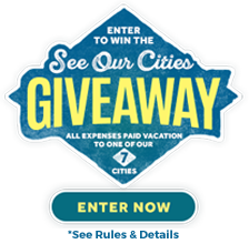 See Our Cities Giveaway