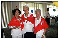 three seniors day