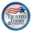 trusted tours seal