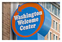 washington welcome center sign