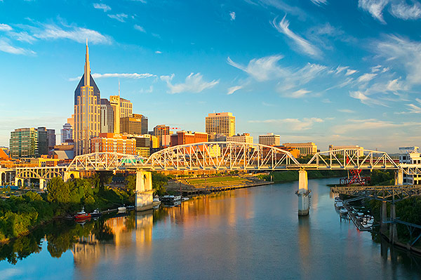 Nashville Photos Of Historic Landmarks And Attractions