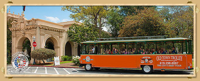 San Diego Tours San Diego Attractions By Historic Tours Of America