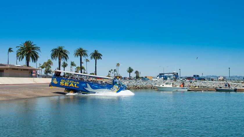 San Diego Seals Tour