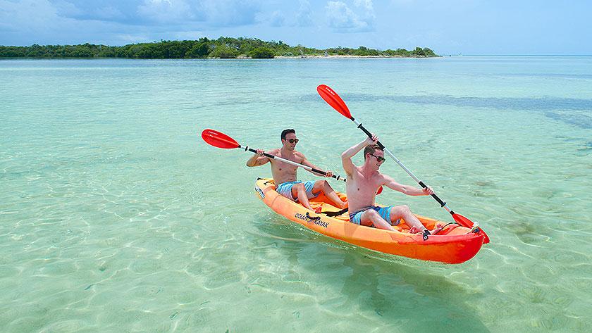 key west kayaking